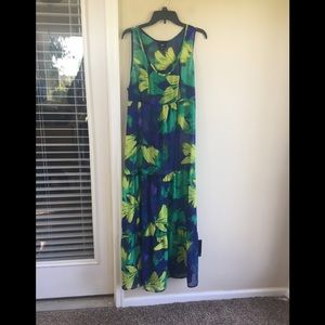 Mossimo maxi swimsuit cover up. A006